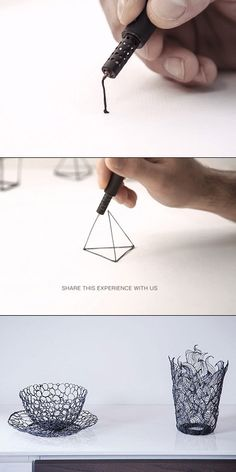 Lix is World's Smallest 3D Printing Pen, Lets You Doodle in the Air