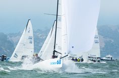 The husband and wife team of Tracy and Christy Usher bought their J/70 sailboat Christine Robin one year ago setting their sights on sailing in the 2016 Alcatel World Championships in San Francisco, just six months from their first major regatta. Here, Christy tells their story and explains why buying the J/70 was the best …