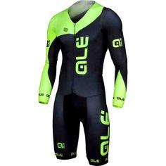 2017 Fluo Vert Longue Super Vitesse Vélo Skinsuit Hommes Triathlon de Sport Vê Men's Triathlon, Triathlon Training, Cycling Art, Cycling Jerseys, Triathlon Clothing, Cycling Clothing, Cool Watches For Women, Tri Suit, Mens Tights