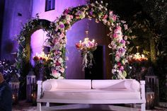 Bridal Stage-Outdoor Mode