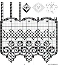 Receitas de Crochet: Barrado