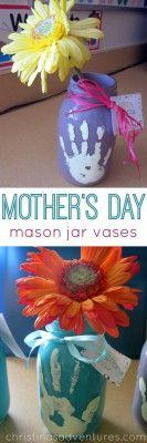 Regalos y manualidades dia de la madre Flores (24)