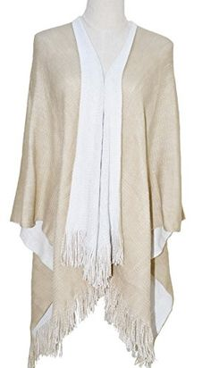 Women Winter Knitted Cashmere Poncho Capes Shawl Cardigans Sweater Coat. Material: worsted cashmere super soft. Size: 59L×43W inch. Free Shipping by usps, about 7-14 days to USA. Stylish Designs,double layers and multi-purpose.you can wear as a wrap , a warm scarf,a sweater coat. TIPS: Hand wash,Please use the extrusion -type washing method , avoid twisted , squeezed in addition to water , flat or hang dry binary.