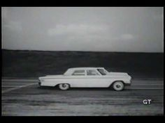 1963 Chevrolet Impala vs Ford Galaxie - Chevy TV commercial - YouTube