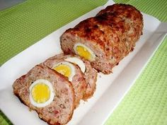 Mamina jela: Rolat od mlevenog mesa