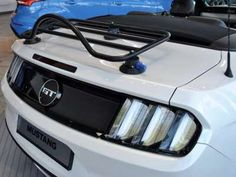 Ford Mustang Convertible Luggage Rack