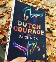 William Burger   #DutchCourage   Can we all just take a moment to appreciate how fucking insanely awesome this cover is? Amped for this! Still bummed I can't make the launch on Wednesday.   Paige, look what arrived in Stellenbosch!