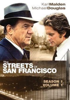 Die Srassen von San Francisco hab ich geliebt (1972–1977) War immer etwas Besonderes, wenn ich das sehen durfte. Die Nase von Carl Malden erinnerte mich immer an die von meinem Opa.