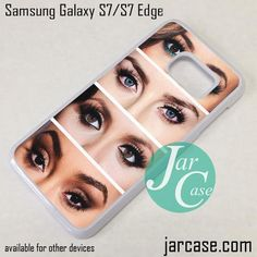Little Mix Eyes Phone Case for Samsung Galaxy S7 & S7 Edge