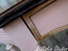 Gilding Wax | Stylish Patina using gilding wax