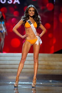 Olivia is stunning, as we all know. Her body helped her walk away with not only the Miss USA title, but the Miss Universe title as well. People everywhere are wondering how she got her phenomenal body and what exactly her diet was. While she reined as Miss USA, she received nutritional guidance from Tanya
