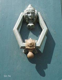 Llamador de puerta