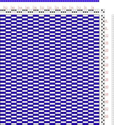 Hand Weaving Draft: Figure 1549, A Handbook of Weaves by G. H. Oelsner, 2S, 2T - Handweaving.net Hand Weaving and Draft Archive