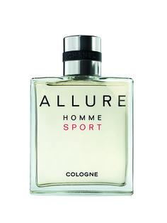 Allure Homme Sport Cologne, le parfum frais et tonique de Chanel, s'offre une nouvelle campagne et 3 nouveaux ambassadeurs.