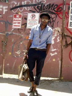 Street Style! Get Inspired Or Steal A Style! - Fashion - Nigeria