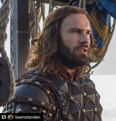 Instagram photo by Clive Standen • Apr 9, 2016 at 5:26 AM #Rollo #Vikings