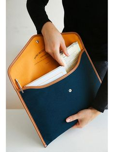 Laptop Sleeve (Navy) - Molten Store