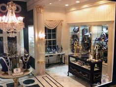 Jewelry Store Miniatures | handsome guys picture jewelry stores