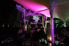 Dom Pérignon Luminous Night im P1 in München
