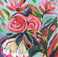 Boho Floral 1