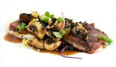 Carne, Menu, Fish, Chicken, Gastronomia, Arrows, Cauliflower Puree, Snacks, Food Recipes