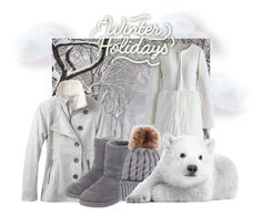 """""""Untitled #33"""" by dee-butik-anak ❤ liked on Polyvore featuring Chicwish, prAna and UGG"""