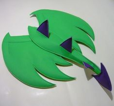 To buy or making inspiration... dragon wings and tail