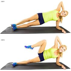 side plank super crunch