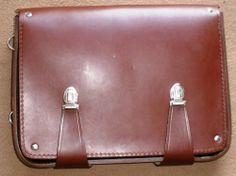 Communist Czech Slovak Army Officer Leather Military Map Bag Case | eBay