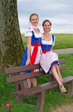 Dirndl Theres von TrachtenBrummsel  #Tracht #Oktoberfest #Dirndl #Wiesn #Bavaria