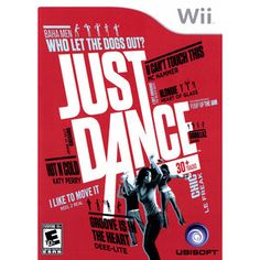 for the girls:  Any one of these will do.  Just Dance (Wii)