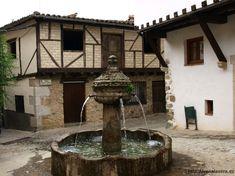Cuacos de Yuste. Comarca de La Vera. Cáceres.