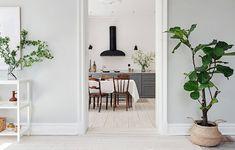 Gothenburg Apartment by Alvhem Brokerage & Interiors | est living