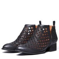 Jeffrey Campbell 'Taggart', black, black