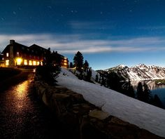 America's Best Lake Hotels: Crater Lake Lodge