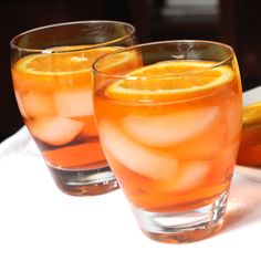 Aperol Spritz Italian Cocktail. For when i need a taste of italy.