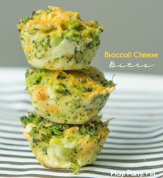 These broccoli chees