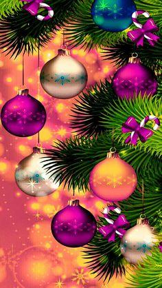 Christmas Time, Christmas Bulbs, Merry Christmas, Christmas Decorations, Xmas, Holiday Decor, Winter Wallpaper, Christmas Wallpaper, Winter Scenery