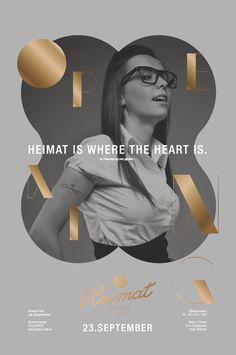 pinterest.com/fra411 #graphic - Heimat Club : Case Study by Christoph Ruprecht