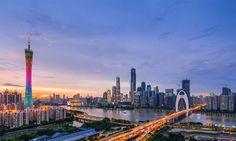 VIDEO Semplicemente il migliore #hyperlapse su #Canton dal 2012 di Ziyang Chen  #Cina #Viaggi