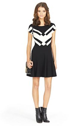 Gail Fit and Flare Dress  so yea, I think I need a bigger closet! Diane Von Furstenburg DVF