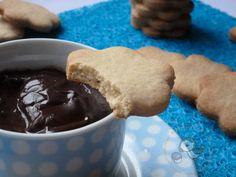 Biscotti con farina di farro.....rustici fiorellini ^_^