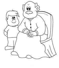 38 En Iyi Yaşlılar Haftası Görüntüsü Grandparents Day Preschool