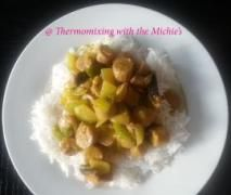 Recipe Curried Sausages by PennyM, learn to make this recipe easily in your kitchen machine and discover other Thermomix recipes in Main dishes - meat. Sausage Recipes, Pork Recipes, Cooking Recipes, Cooking Ideas, Curried Sausages, Bellini Recipe, Savoury Dishes, Savoury Recipes, Man Food