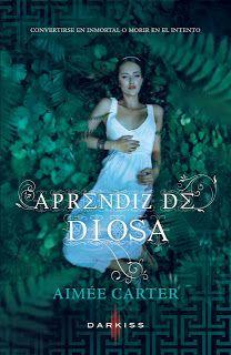 Aprendiz de Diosa (Aimée Carter)