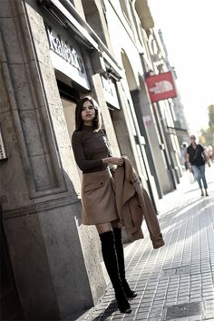 Arxé, a girl from Barcelona inspired by the world | Fake Leather blog