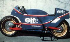 elf-xは、1978年2月、世界選手権F750第3戦、ノガロサーキット(フランス)でデビュー