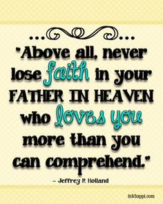 Be encouraged with LDS quotes about faith. Christian quotes that will offer hope and confidence through faith in Jesus Christ! Quotes Arabic, Religious Quotes, Spiritual Thoughts, Spiritual Quotes, Uplifting Quotes, Inspirational Quotes, Motivational, Uplifting Thoughts, Happy Thoughts