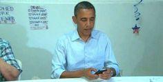 Obama Explica el Motivo por el Que No Utiliza un iPhone