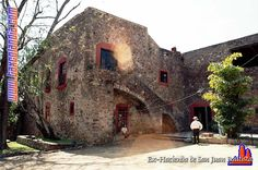 """Ex-Hacienda de San Juan Bautista, en """"Taxco el Viejo"""""""